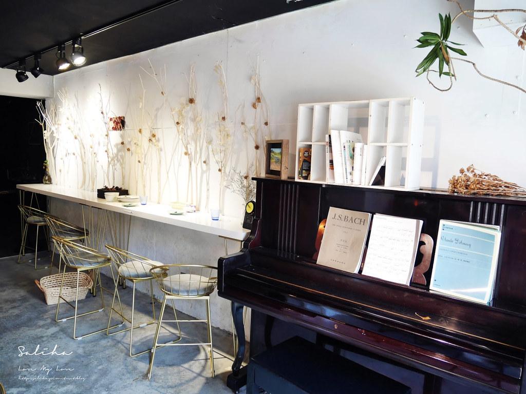 台北大安區餐廳下午茶美食推薦草泥Cafe六張犁美食咖啡廳好吃鬆餅可久坐  (2)