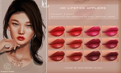 Synergy - Lelutka Lipstick Applier for EVO heads - Genoa♥