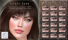 Tville - Bright Eyes