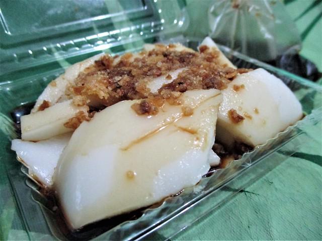 Yew chang koi, with sauce