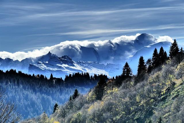 11.05.18.Le Mont Blanc sous le Foehn