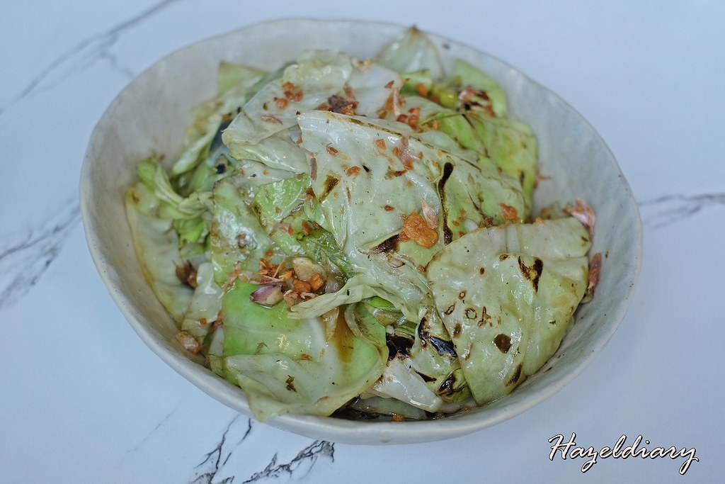Enjoy Eating House and Bar-Ugly Cabbage in Fish Sauce