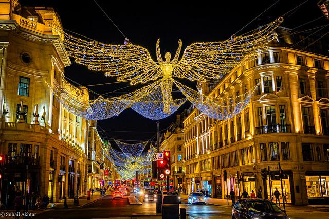 Angels Over Regent Street