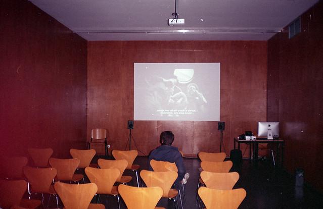 Cineclube EA