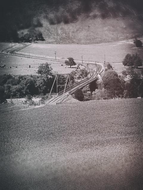 Road With A Bridge (in explore)