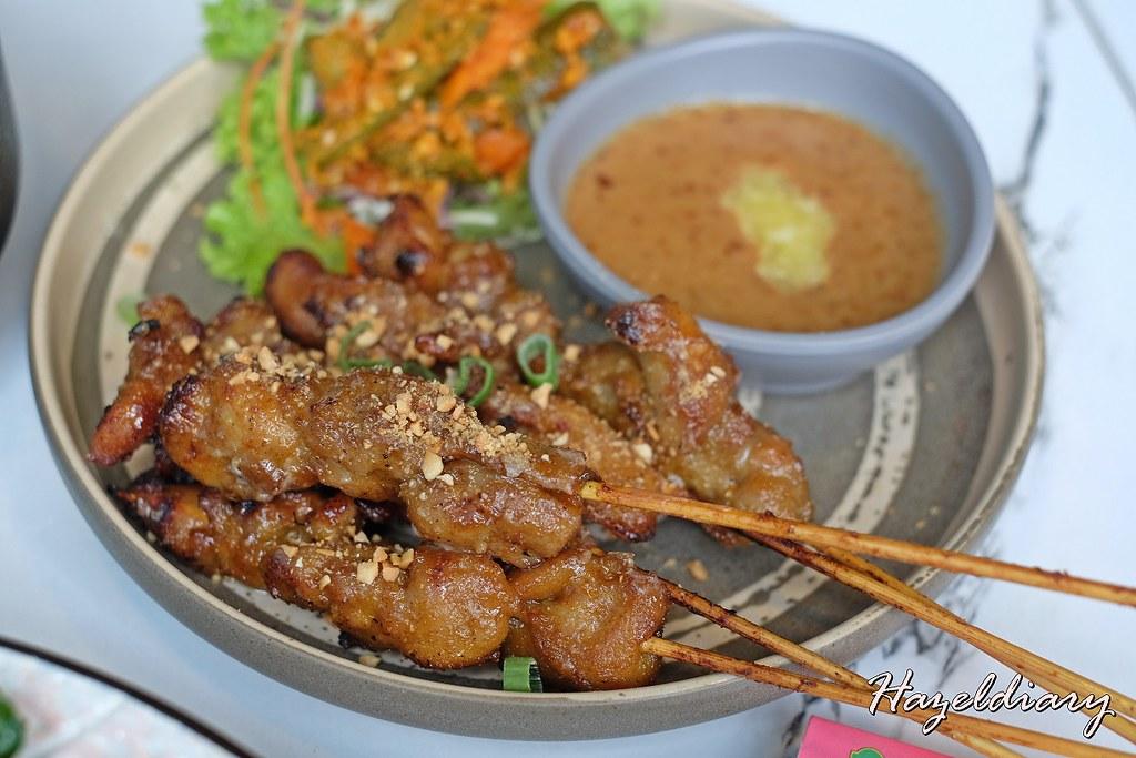 Enjoy Eating House and Bar-Hainanese Chicken Satay
