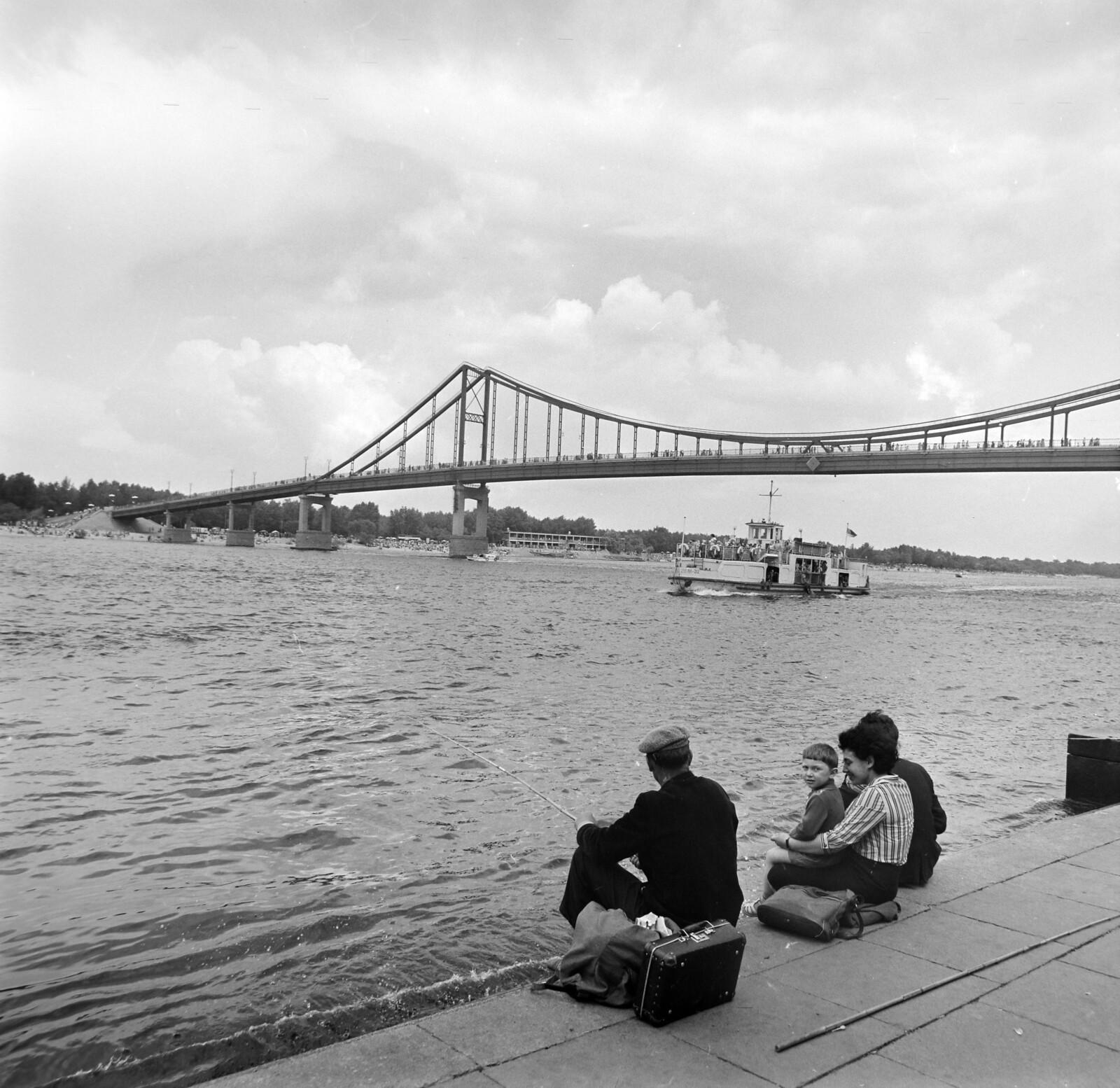 17. Днепр, Парковый мост