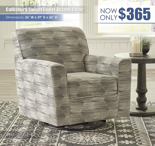 Callisburg Granite Swivel Glider Accent Chair_39001-42