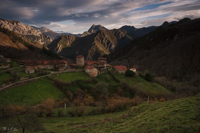 Belleza asturiana