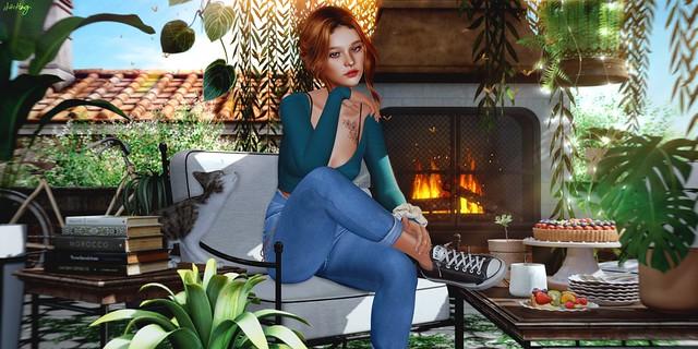 Backyard Chill