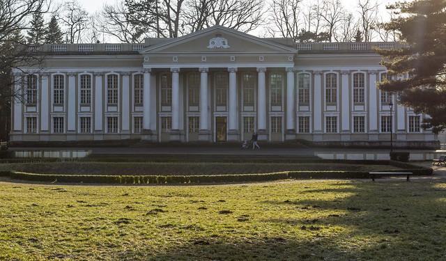 Pałac Wolsztyn - marzec 2021