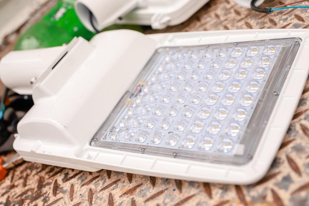 2021-03-19 Cambio de luminaria en microcentro