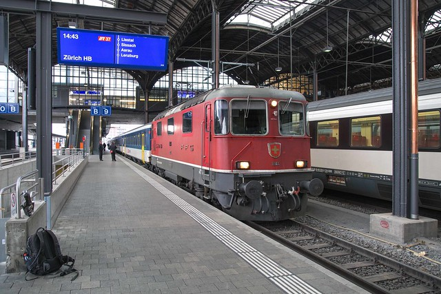 SBB Re 4/4 420 144 Basel SBB
