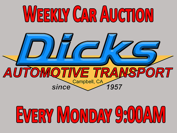 Weekly Auto Auction
