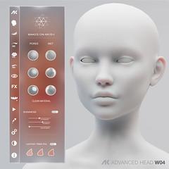 Advanced Head W04 UPGRADED