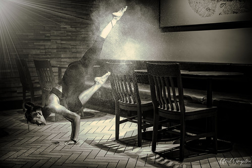 Dancing In The Dust Of A Closed Establishment