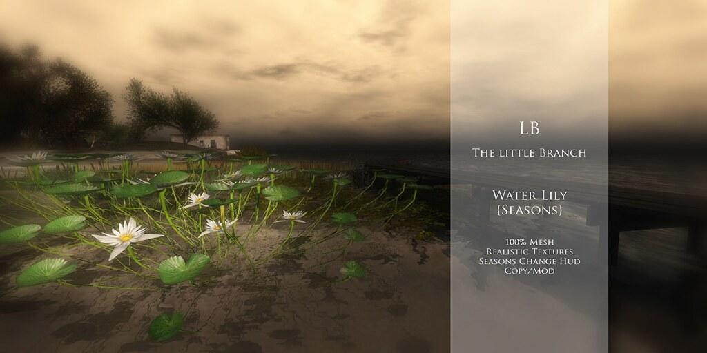 The Little Branch – Water Lily Seasons – Wanderlust Weekend, 50L