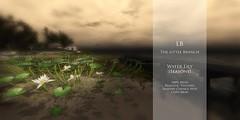The Little Branch - Water Lily Seasons - Wanderlust Weekend, 50L
