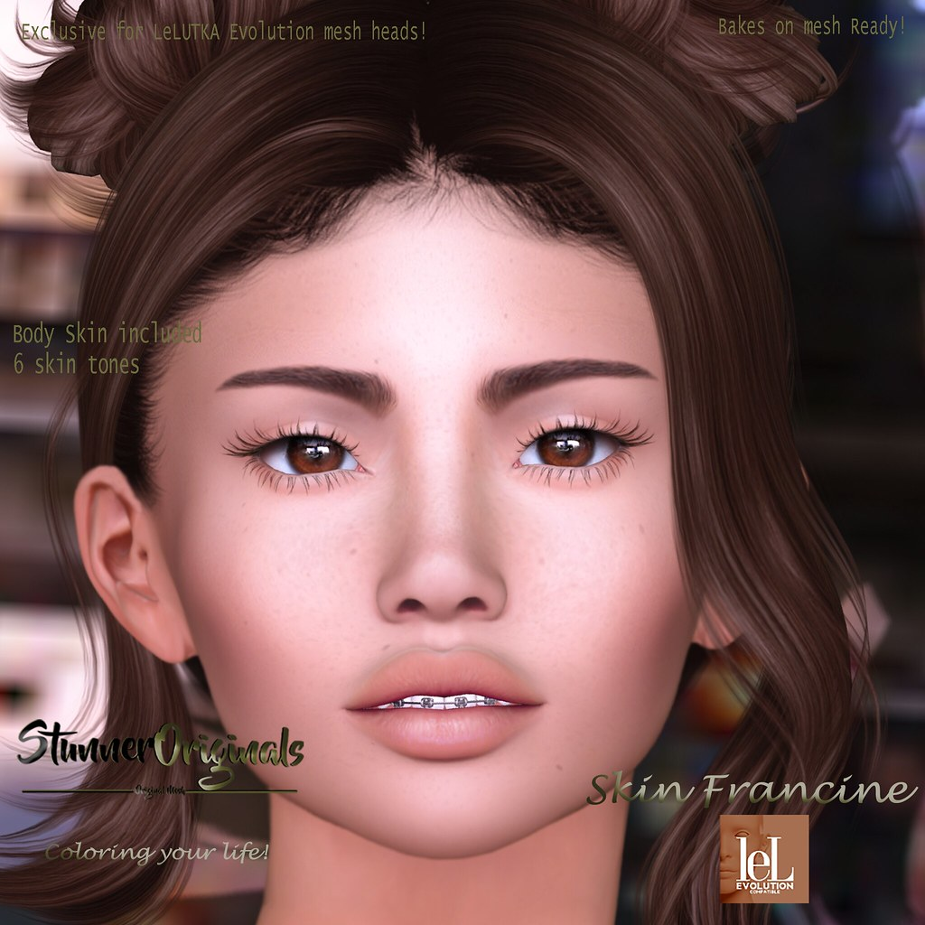 .:: StunnerOriginals ::. Skin Francine