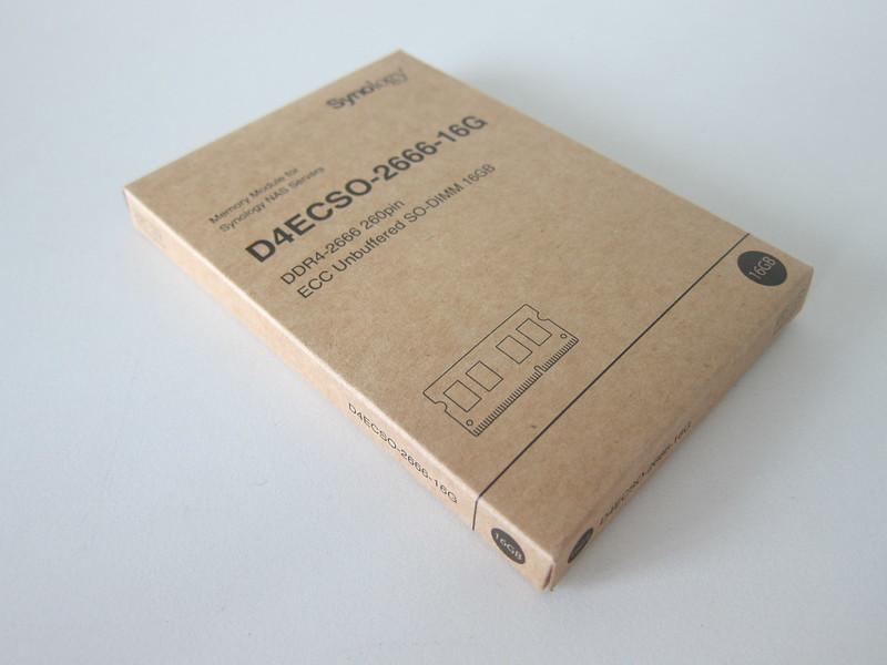 Synology D4ECSO-2666-16G - Box