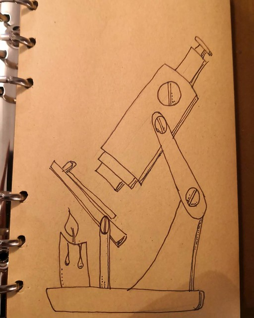 Microscopic #inktober #inktober2021 #inktober52 #inktober2021microscopic @inktober