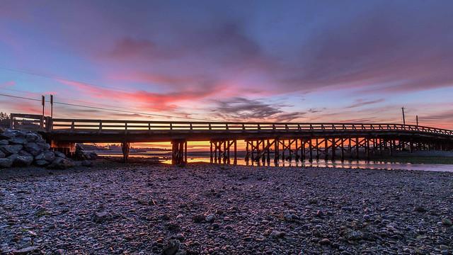 Sunrise @ The Bridge
