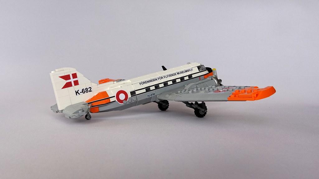RDAF DC-3  C-47 (5)
