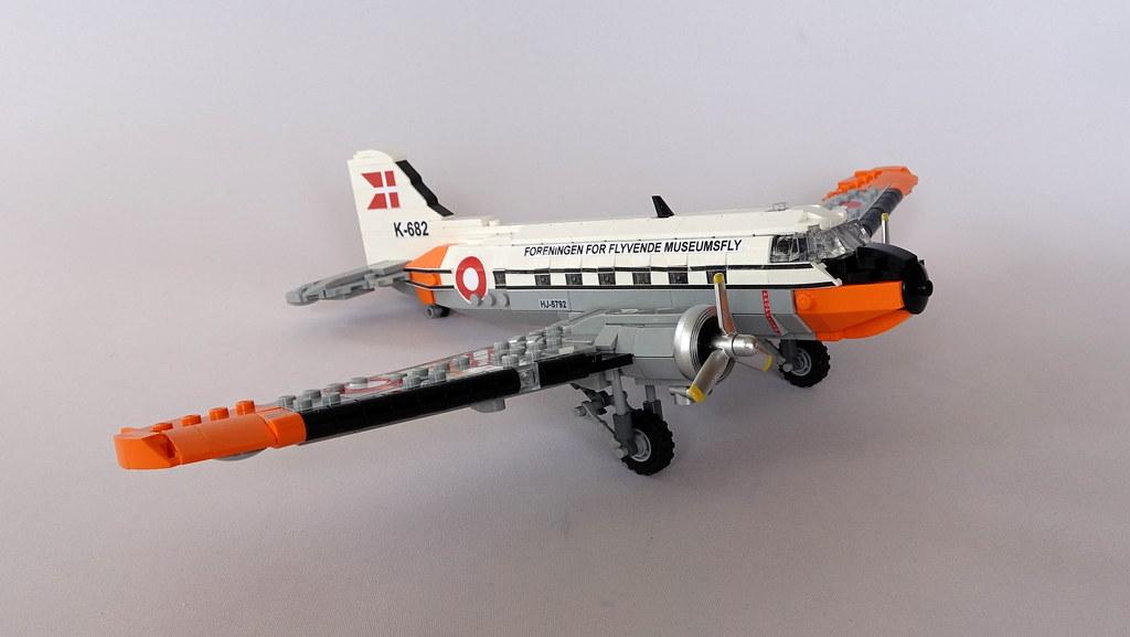 RDAF DC-3  C-47 (2)