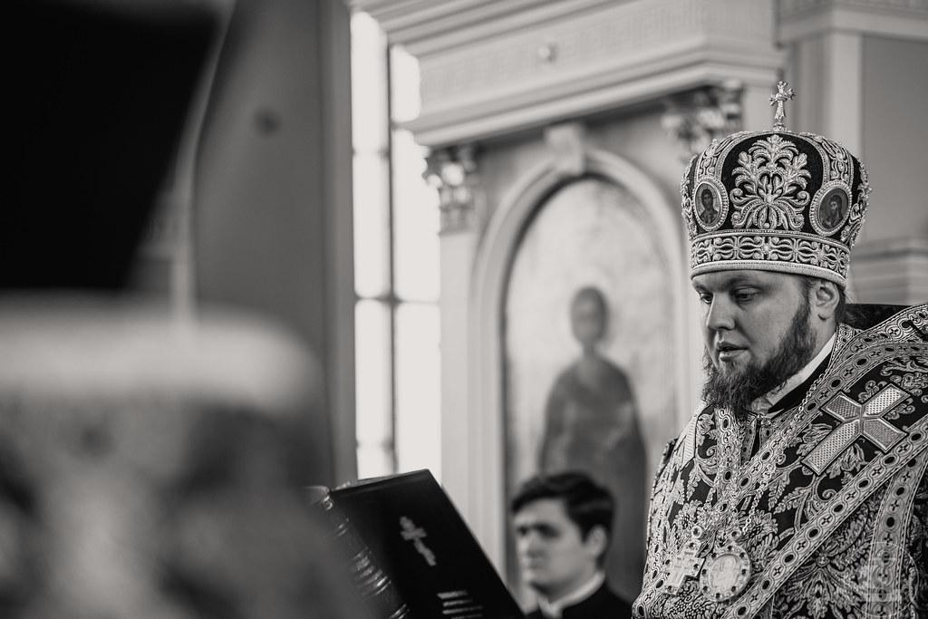 19 Марта 2021, Литургия Преждеосвященных Даров / 19 March 2021, The Divine Liturgy of presanctified Gifts