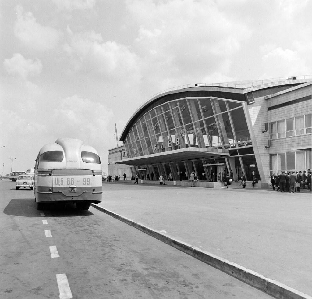 01. Бориспольский аэровокзал