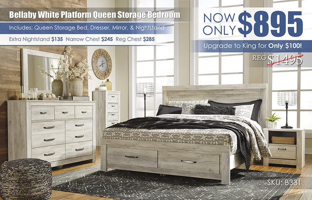 Bellaby Storage Bedroom Set_B331-31-36-11-58-56S-95-91-Q323_Update