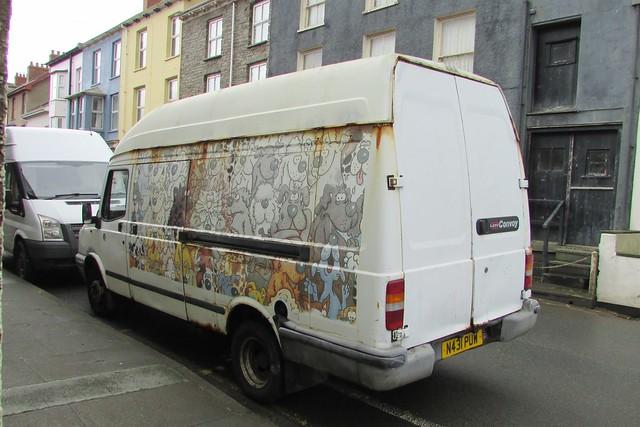 LDV Convoy 3.5t