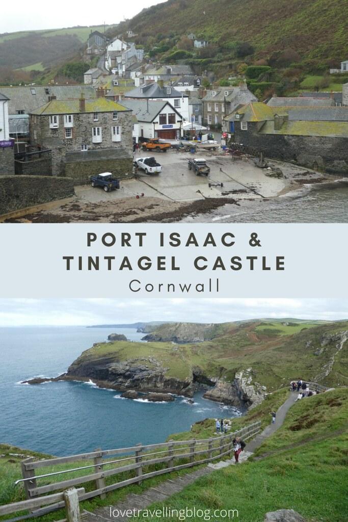 Port Issac & Tintagel