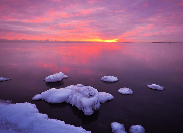 Icy Islets