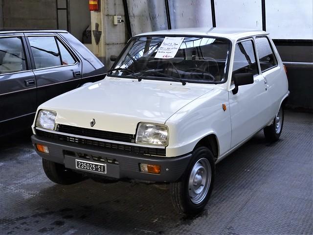 1982 Renault 5