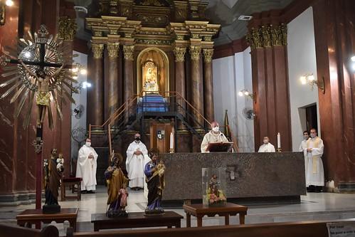 Misa por el Día de San José