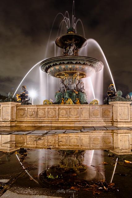 Fontaine des Mers, Paris