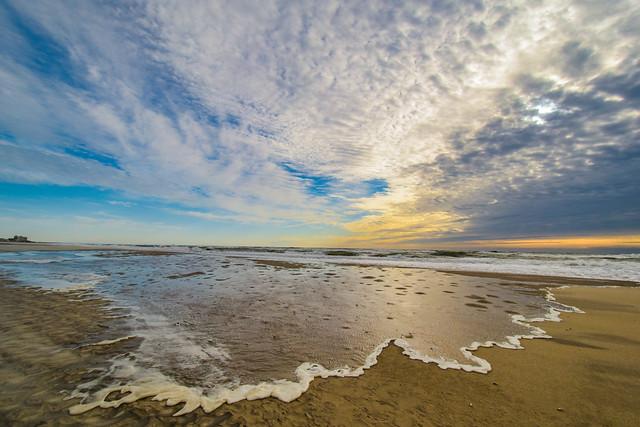 Sea Isle City Beachscape