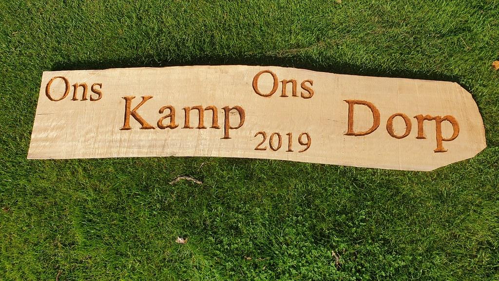 2019 Ons Kamp ons Dorp