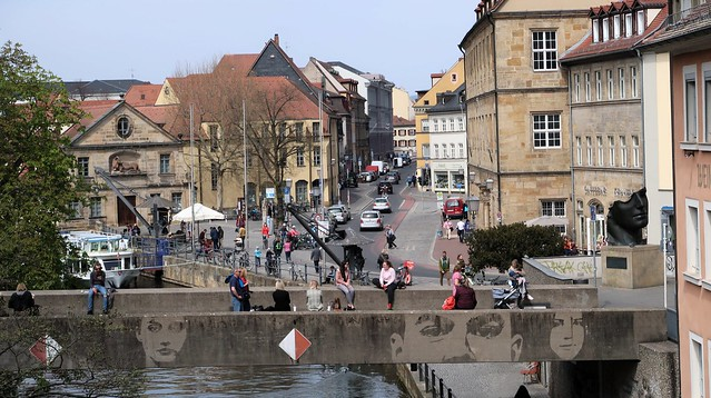 Footbridge, Bamberg