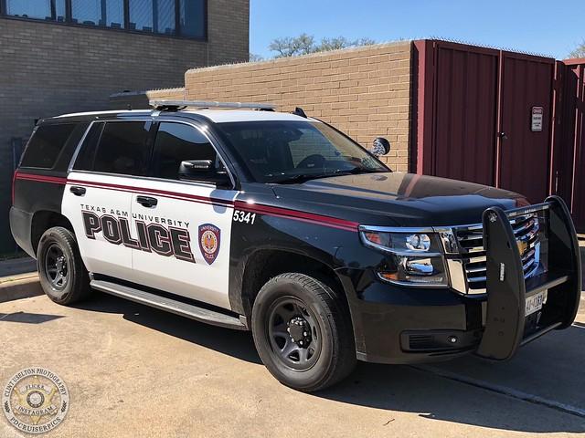 Texas A&M University Police