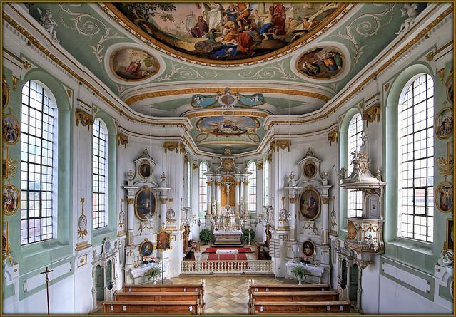 Ingstetten - St. Agatha branch church
