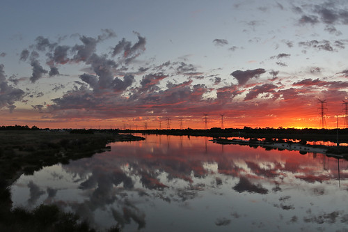 sunset westernaustralia perth