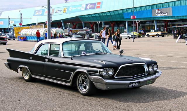 Chrysler New Yorker Sedan 1960 (4653)