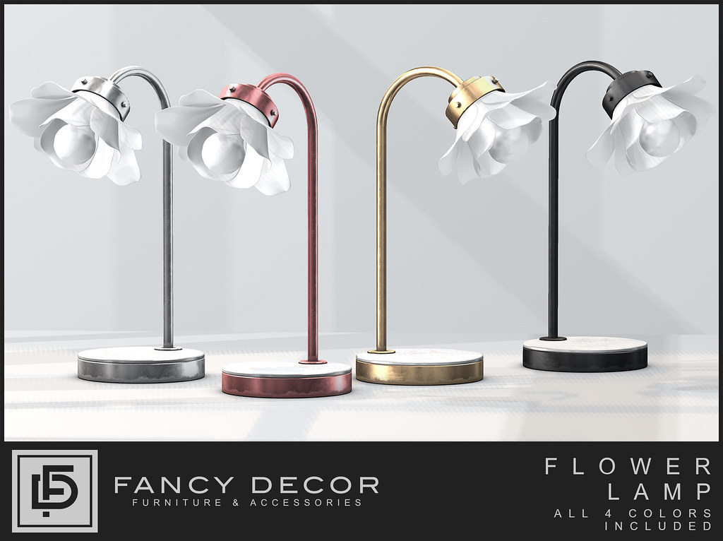 Flower Lamps – Bloom