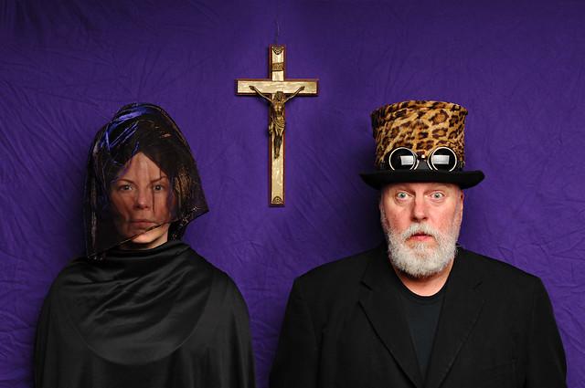 Piety in Purple