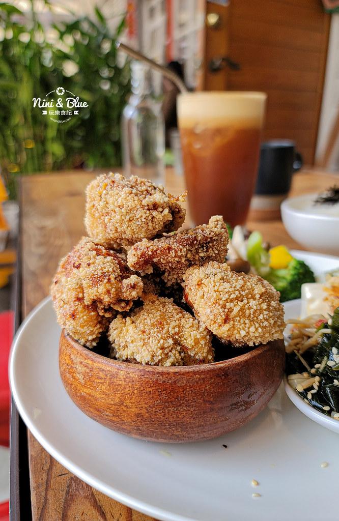 Roundabout Cafe 圓環咖啡台中草莓布丁07