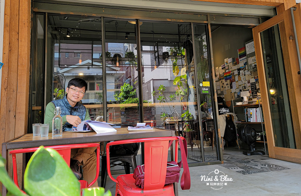 Roundabout Cafe 圓環咖啡台中草莓布丁05