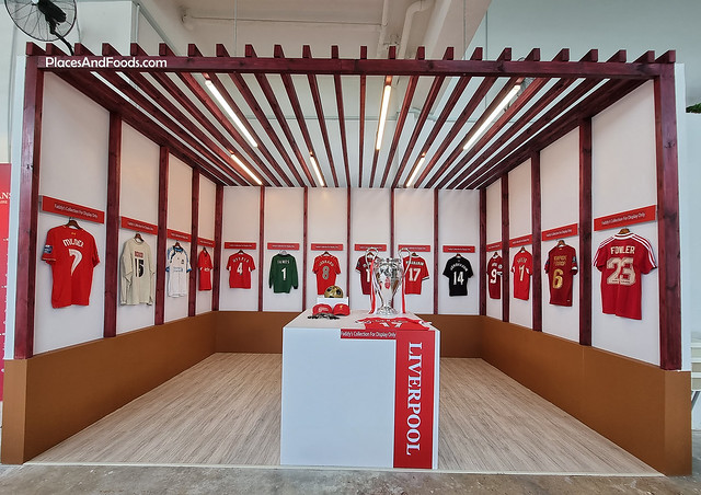 liverpool fans cafe malaysia collections display