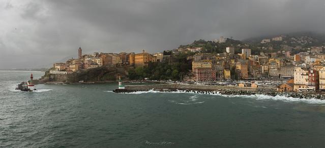 Goodbye Corsica